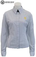 Blouse L/S Jnr-years-9-10-Auckland Girls' Grammar School Shop - Uniform Group
